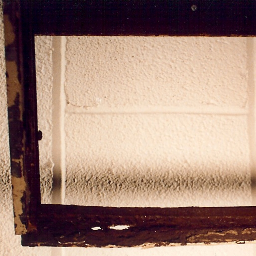 Vent Window (Before)